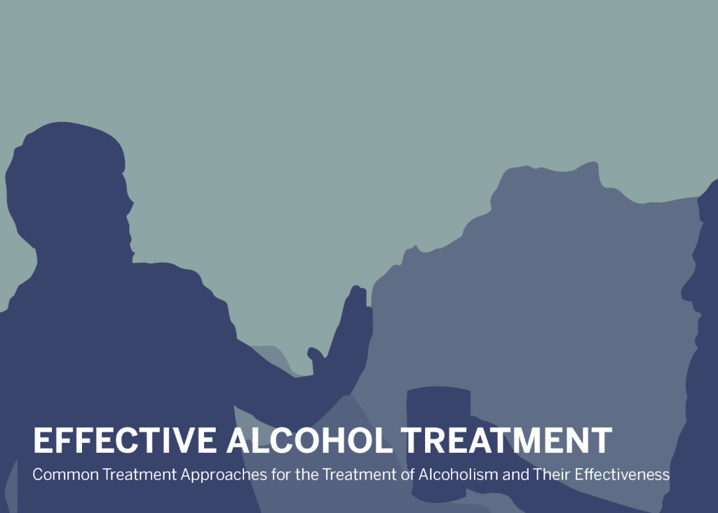 alcoholism treatment effectiveness