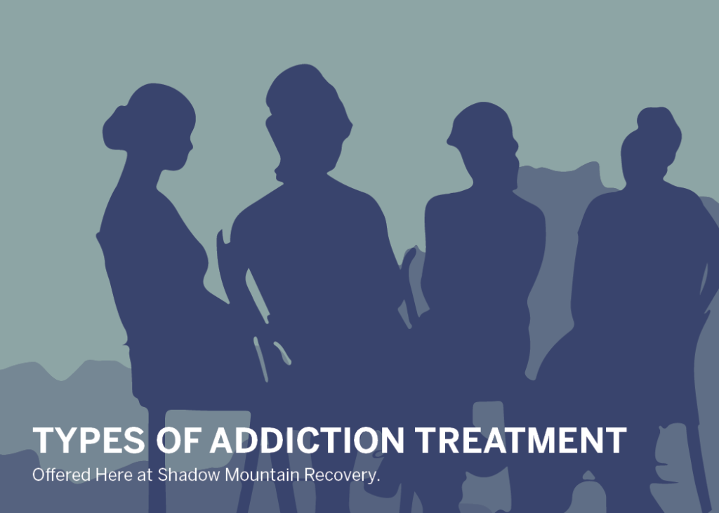addiction treatment types