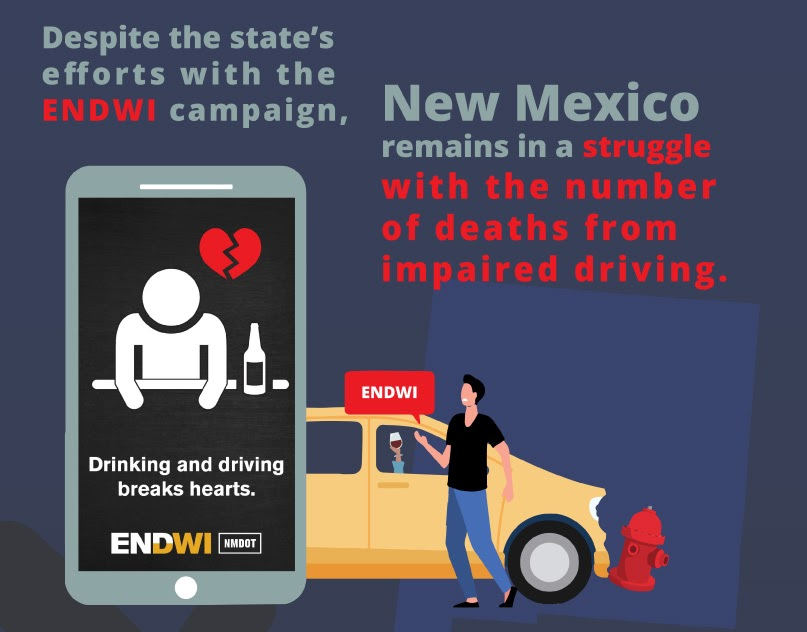SM- NM struggles with impaired driving